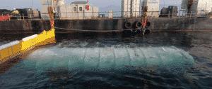 Microsoft testa data center aquático