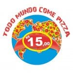 Todo Mundo Come pizza
