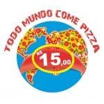 Todo Mundo Come pizza